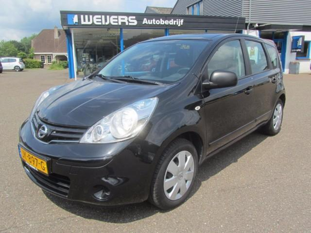 Nissan NOTE 1.4 VISIA met Trekhaak