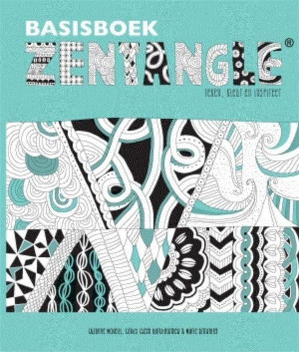 [#383479] Basisboek zentangle
