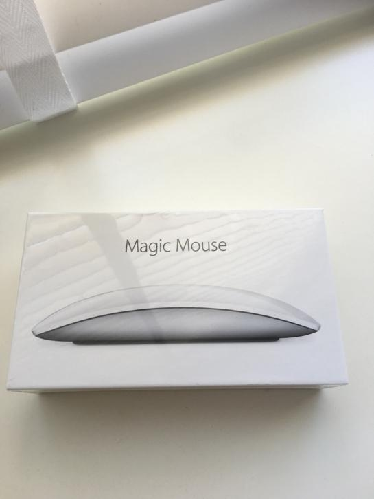 Apple magic mouse 2 met oplader