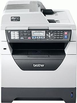 Brother MFC-8380DN All-in-one laser printer met toner
