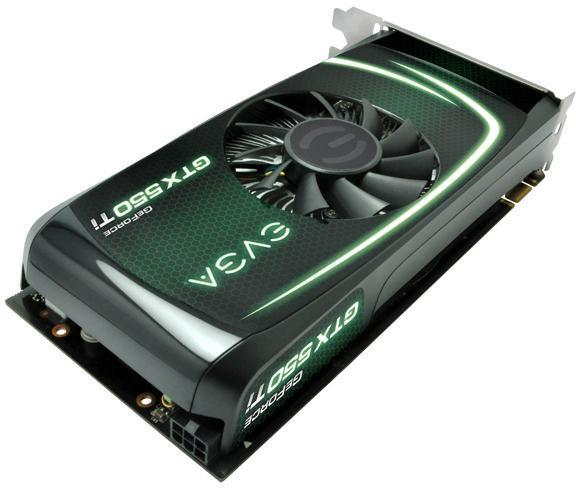 GeForce GTX 550 Ti Videochip