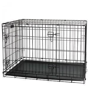 Pawise Wire Dog Crate - 62 x 43.5 x 50 cm