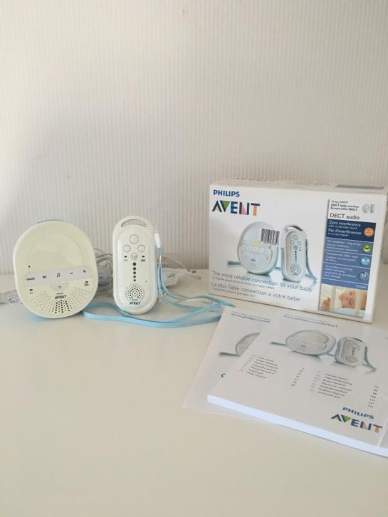 Philips Avent Dect babymonitor