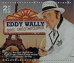 EDDY WALLY - Goes International - 2 cd box nieuw