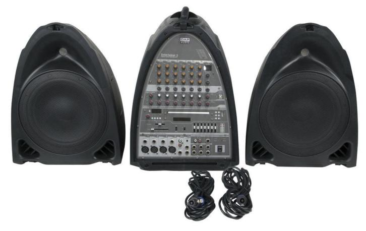 **B-STOCK** Alles in 1 Entertainment SET PLUG & PLAY PRO