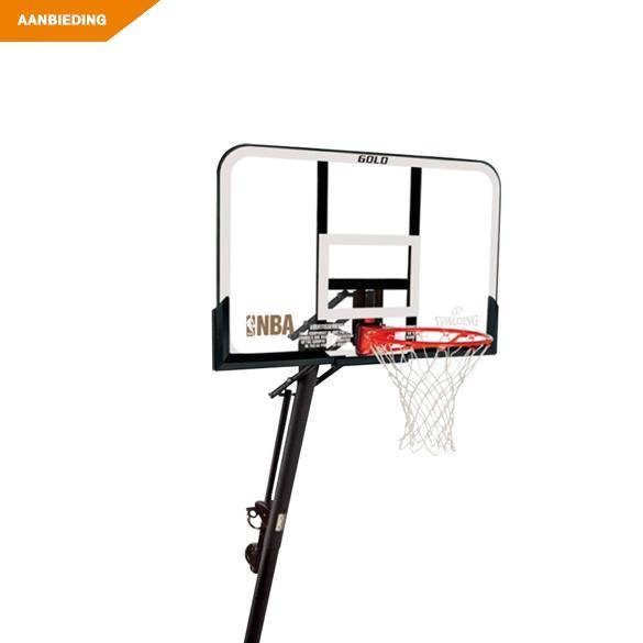 Spalding Basketball System NBA Gold