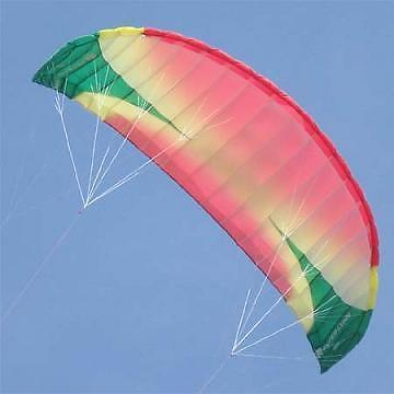 Peter Lynn Reactor I 3.8 in prima staat KO of Ready to Fly