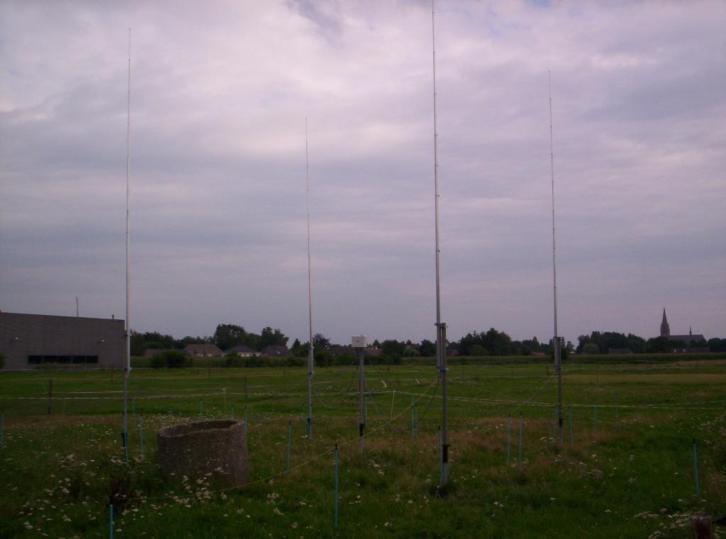 4-Square 20 meter band