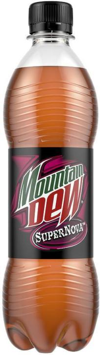 Mountain Dew Supernova 500ml
