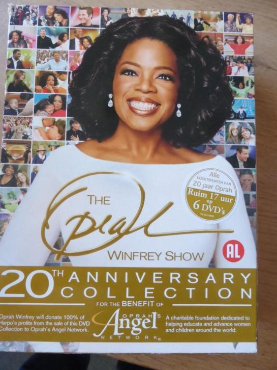 DVD The Oprah Winfrey Show, 20 th Anniversary Collection