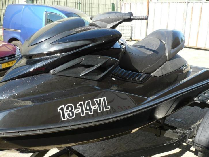 aparte Sea Doo !!!215 PK!!! SUPERCHARGED 4-TEC BJ 2006