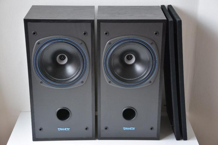 Tannoy DC1000 DC 1000 Dual Concentric Luidsprekers + Fronts