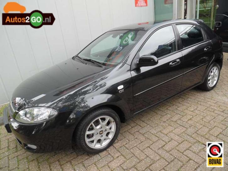 Chevrolet Lacetti 1.8-16V Class, airco automaat