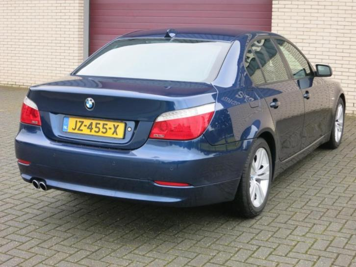 BMW 5 Serie 540I HIGH EXECUTIVE (bj 2008, automaat)