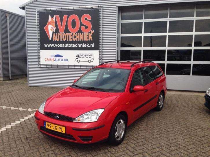 ford Focus Wagon 1.6-16V Cool Edition