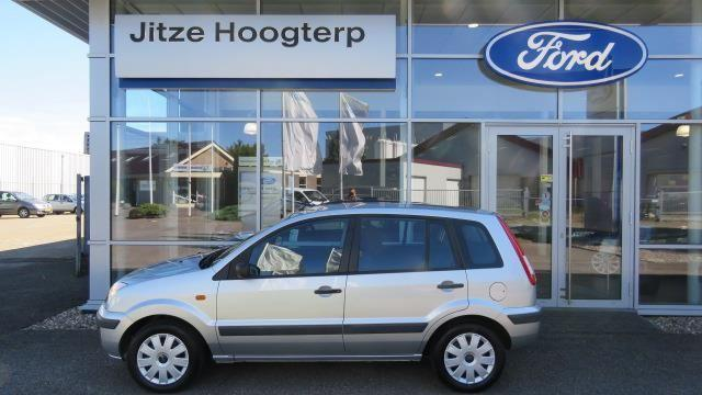 Ford Fusion 1.4-16V Cool & Sound, 8824 km ! NAP UNIEK !