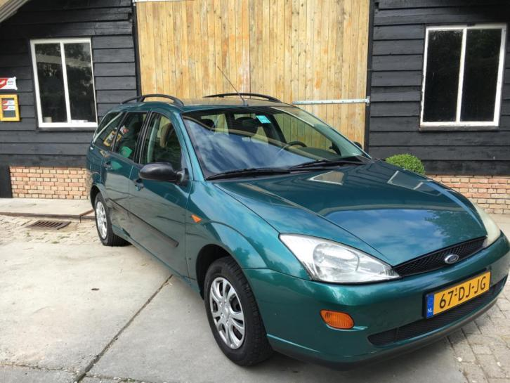 Ford Focus Wagon 1.6-16V APK!
