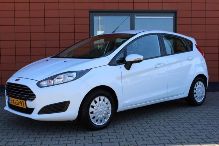 Ford Fiesta 1.6 TDCI 5drs. CHAMPION (bj 2013)