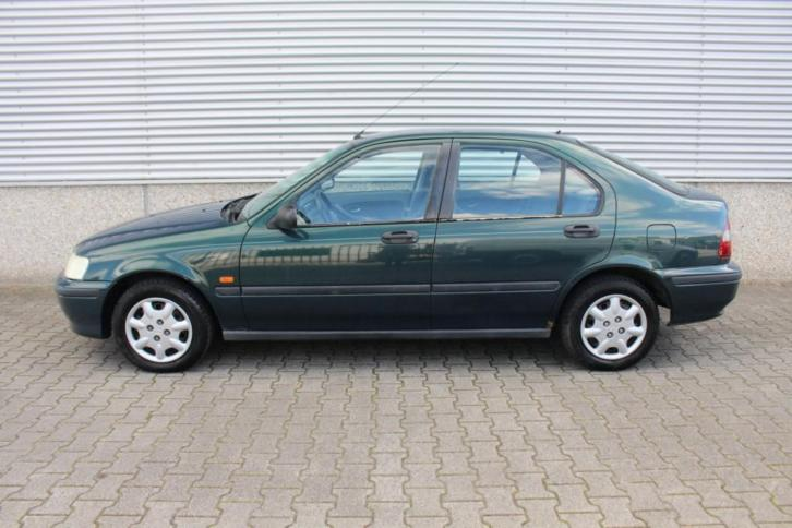 Honda Civic 1.4I 5D S/AIRCO/TREKHAAK