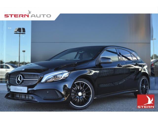 Mercedes-Benz A-Klasse A 160 AMG Night Edition Plus