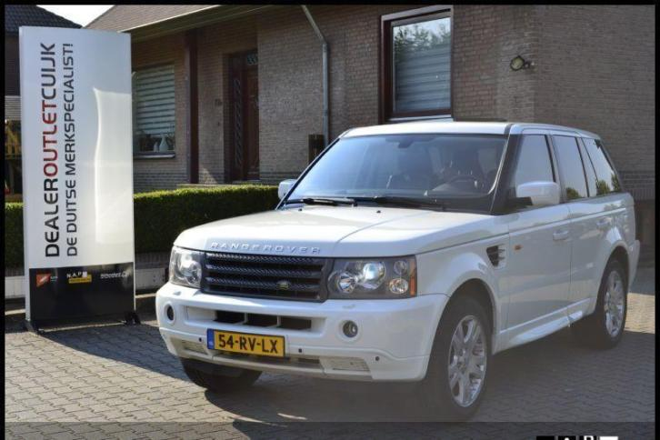 Land-Rover Range Rover Sport 2.7tdv6 hse roetf aut