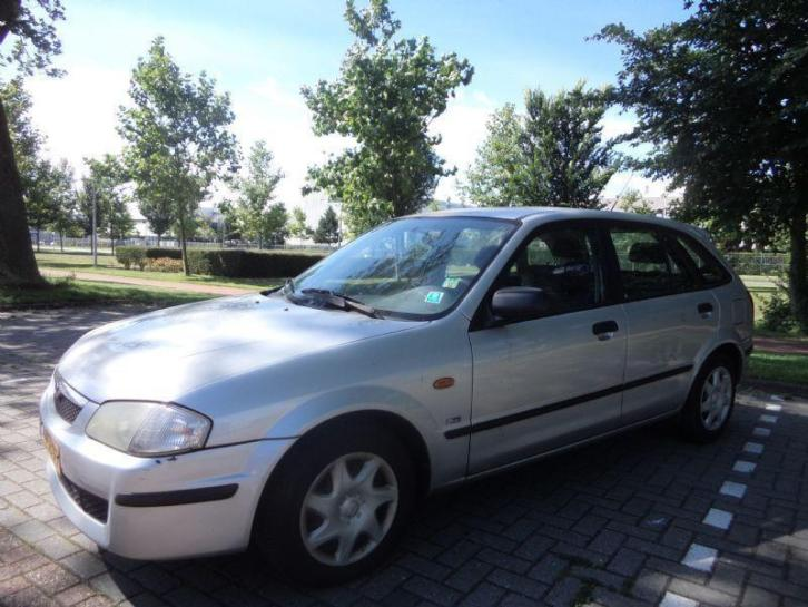 Mazda 323 fastbreak 1.5 lx (bj 1999)