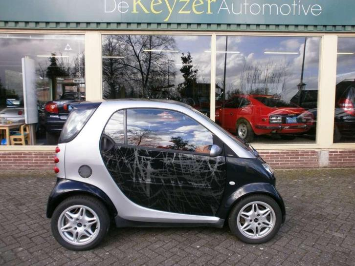 smart city-coupé smart & passion gereviseerde motor