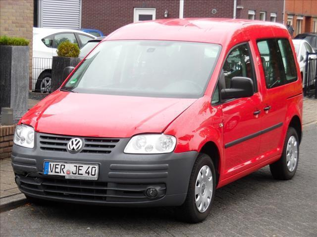 Volkswagen Caddy 1.4 59kW Life (bj 2009)