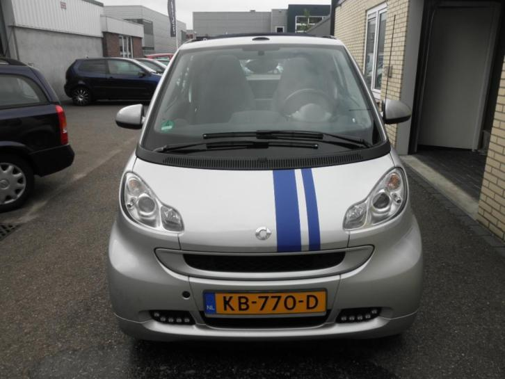 smart fortwo cabrio 1.0 mhd Pure automaat