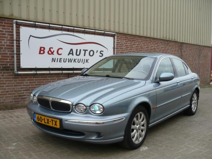 Jaguar X-type 2.5 V6 Executive ZEER MOOIE AUTO
