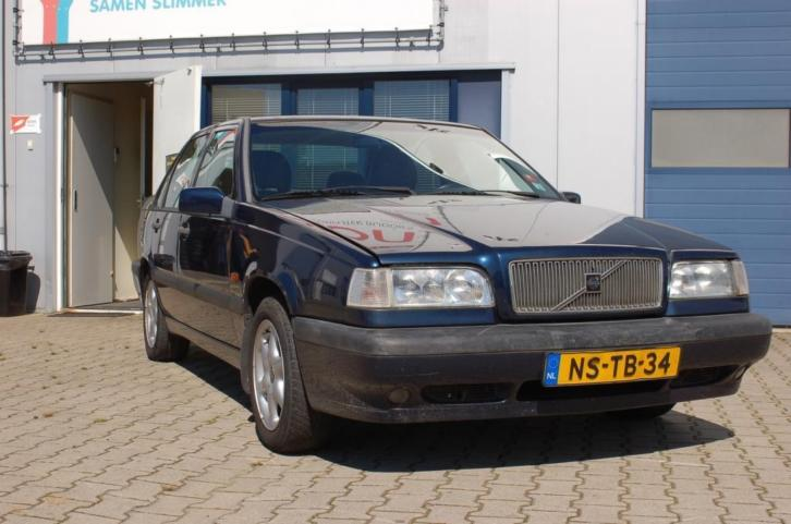 Volvo 850 2.5i-20V Luxury-Line