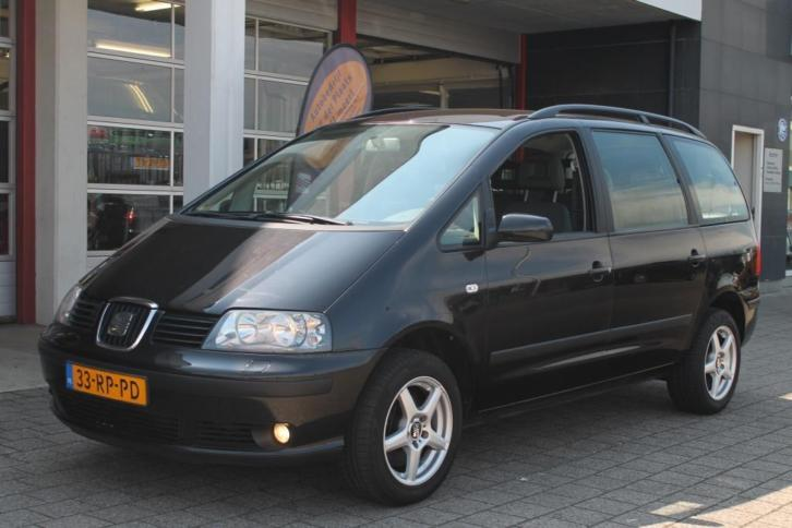 Seat Alhambra 1.8-20VT 150PK Style 7-Persoons