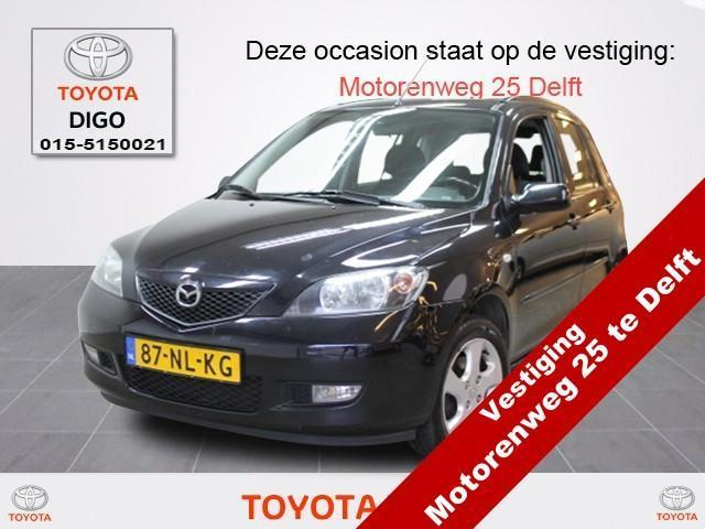 Mazda 2 1.4 TOURING Airco 1e Eig!. APK DEC 2016 ! BIG SALE!