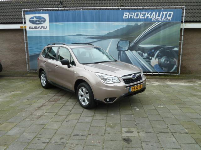 Subaru Forester 2.0 AWD LINEARTRONIC CVT