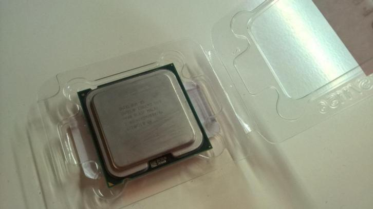 Core 2 Duo Processor 2.00 GHz LGA775