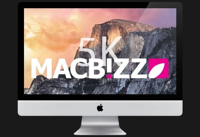 "MacBizz: iMac 27"" Retina 4.0 GHz Core i7, 32GB, 1TB"
