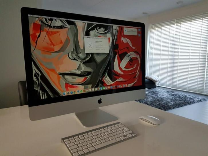 imac 27inch i7 late 2012 platte type