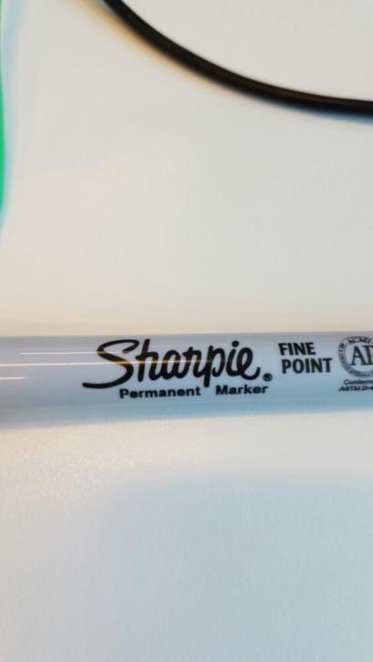 Sharpie test