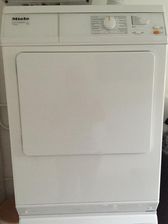 Miele afvoerdroger type T4163