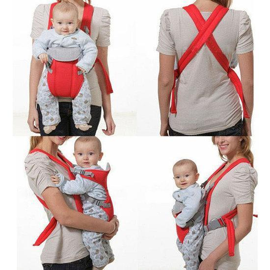 Newborn Baby Kid Infant Carrier Backpack Front Back Rider...