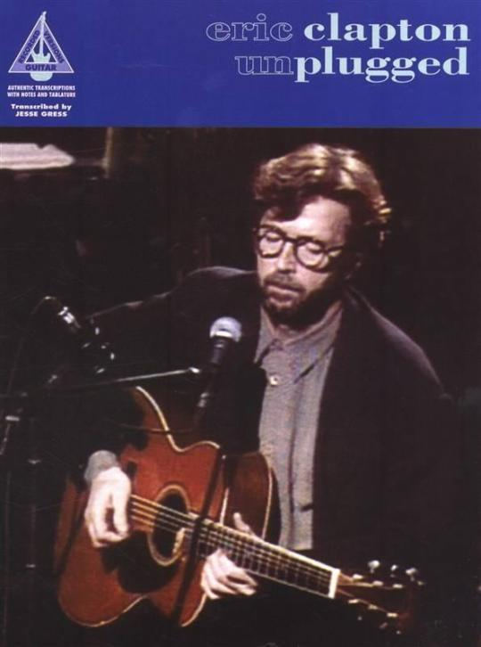 Eric Clapton: Unplugged | Guitar Recorded Versions