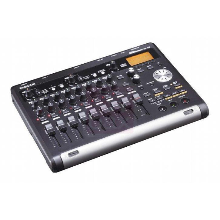 (B-stock) Tascam DP-03SD mobiele recorder v2