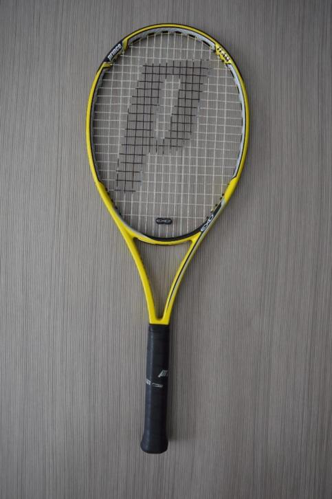 OPRUIMING! L3 Tennisracket Prince Exo3 98 demo