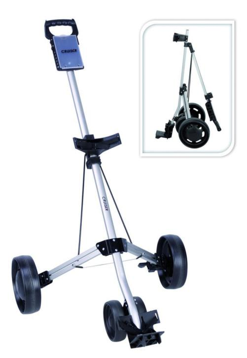 Cruiser TW3 3 Wheel Trolley