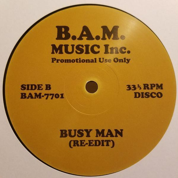 Various Missing You / Busy Man 12