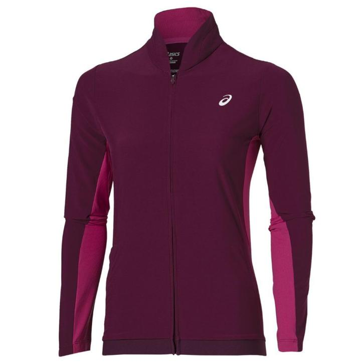 Asics dames trainingsjack club jacket