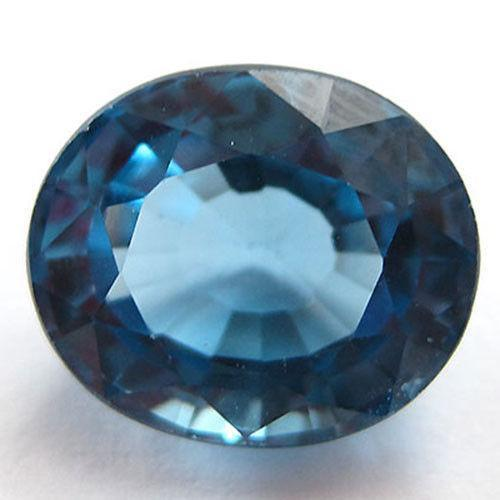 6.03 ct top luster paraiba blue natural spinel