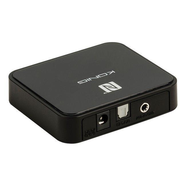 Konig Bluetooth Audio Receiver met aptX chipset en Toslink