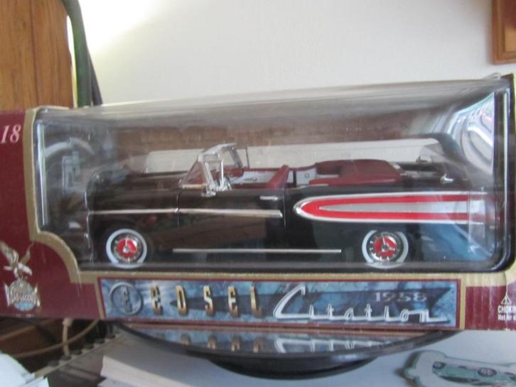 Edsel Citation 1958 RoadLegens 1:18