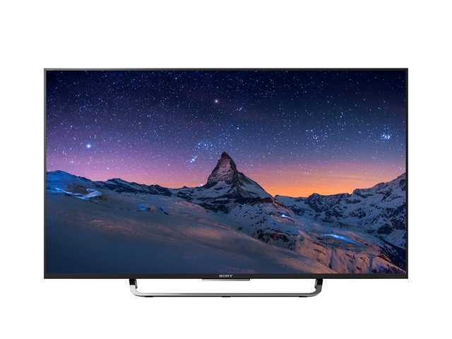 Sony KD49X8309C 124cm Ultra HD 4K Wifi Android LED Televisie
